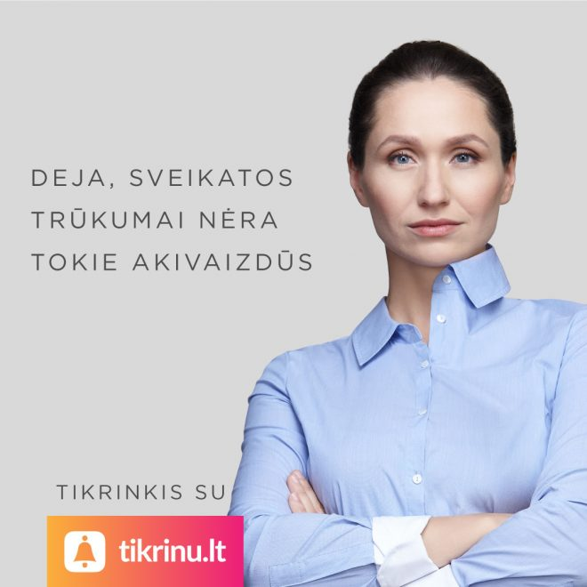 Tikrinu.lt