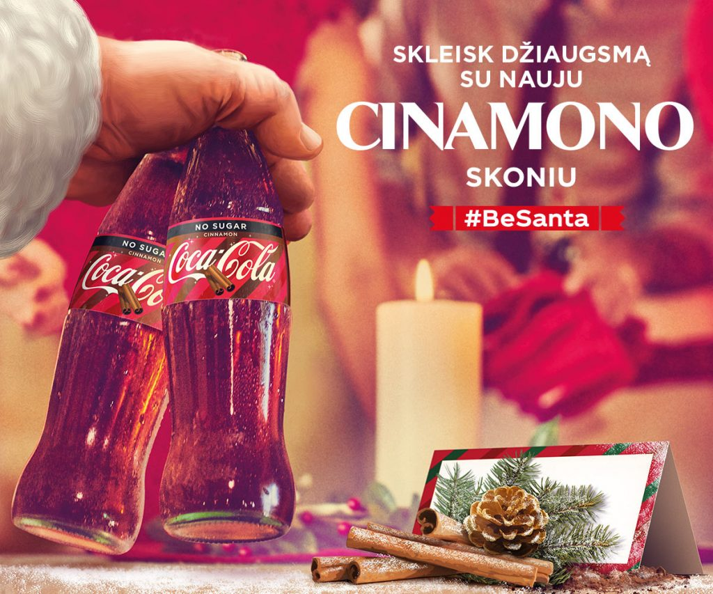 CocaCola-BeSanta