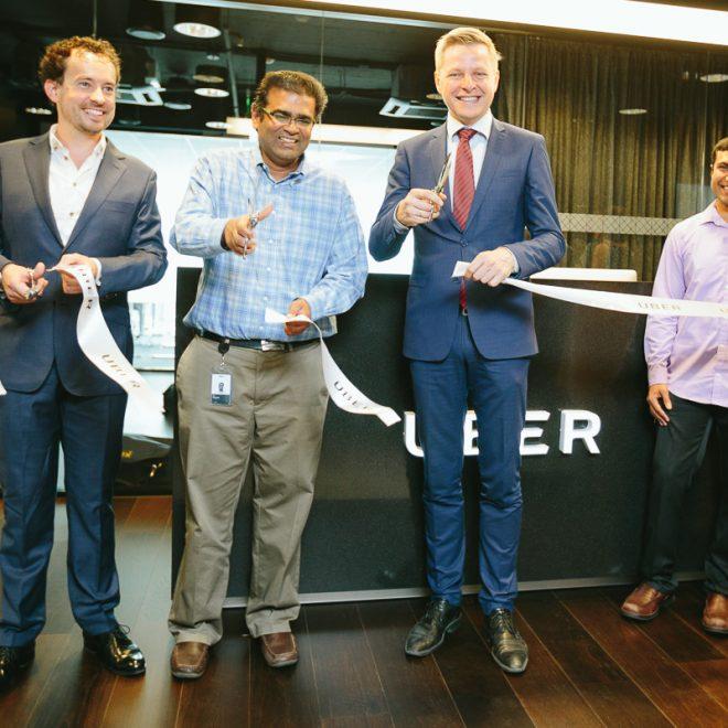 Uber biuro Vilniuje atidarymas (6)